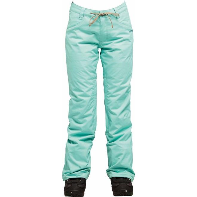kalhoty NIKITA - CedarPant PoolBlue (POO)