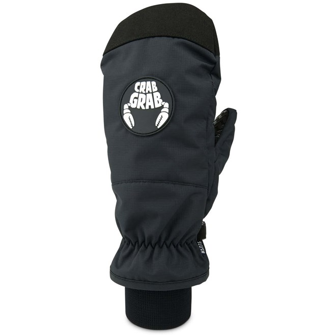 rukavice CRAB GRAB - Slush Mitt Black (BLK)