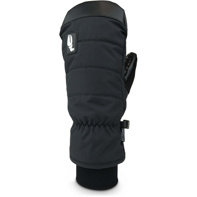 rukavice CRAB GRAB - Snuggler Mitt Black (BLK)