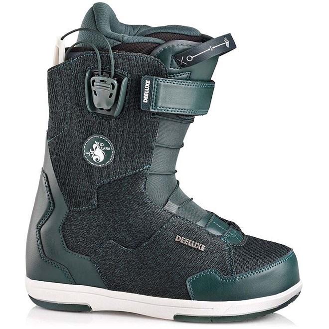 buty snowboardowe DEELUXE - ID 7.1 Lara TF green (9825)