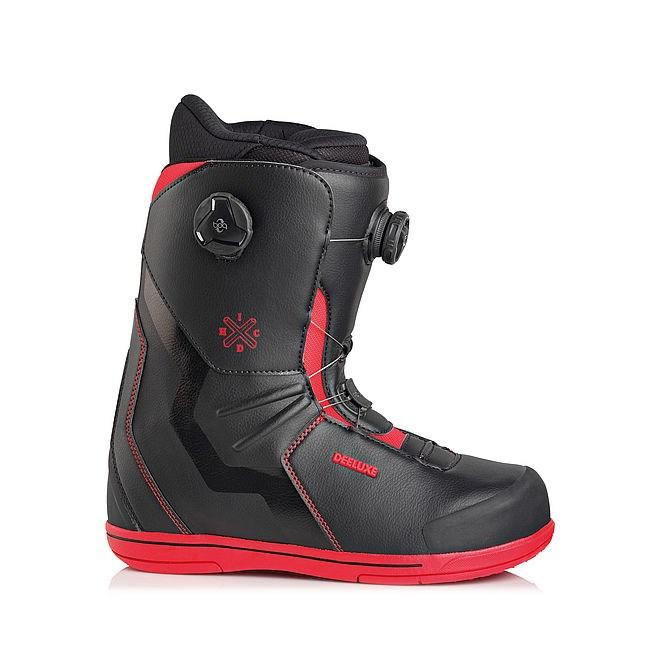 snb boty DEELUXE - IDxHC Boa Focus PF black/red (3927)