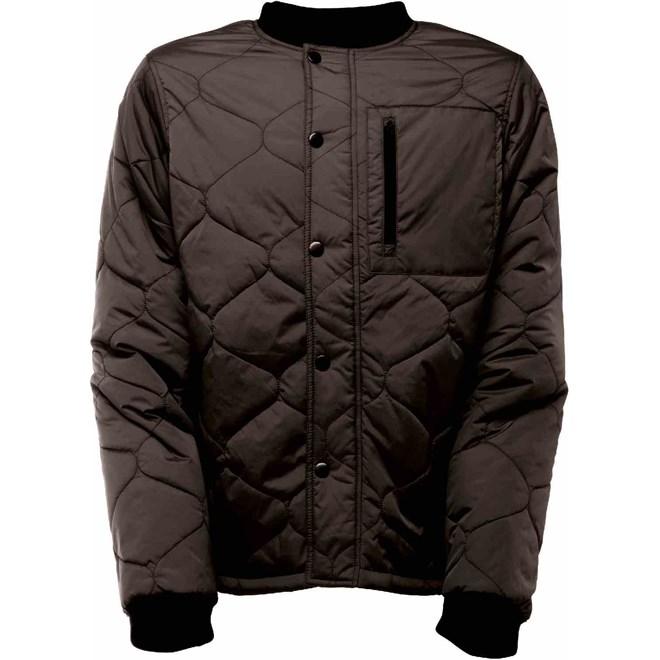 bunda BONFIRE - Dispatch Shirt Black (BLK)