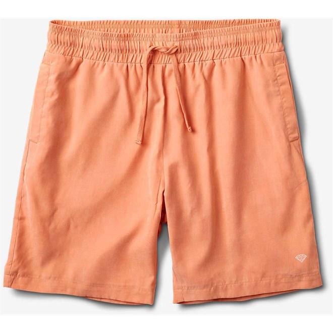 kraťasy DIAMOND - Pierpoint Shorts Pink (PNK)