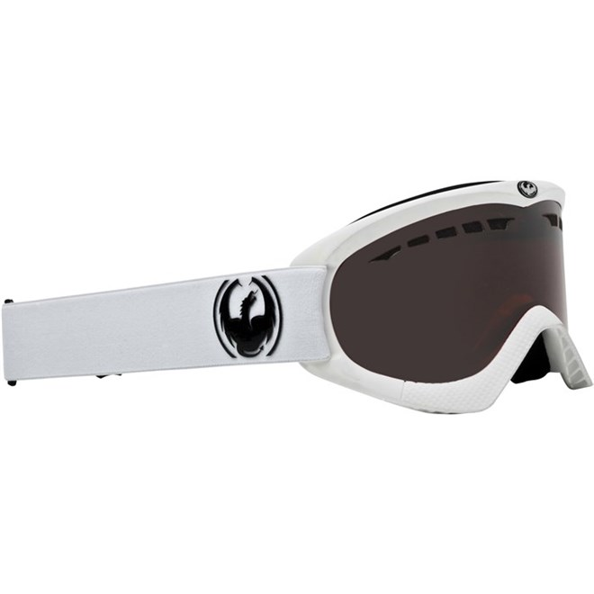 snb brýle DRAGON - Dx Powder Eclipse (WHT)