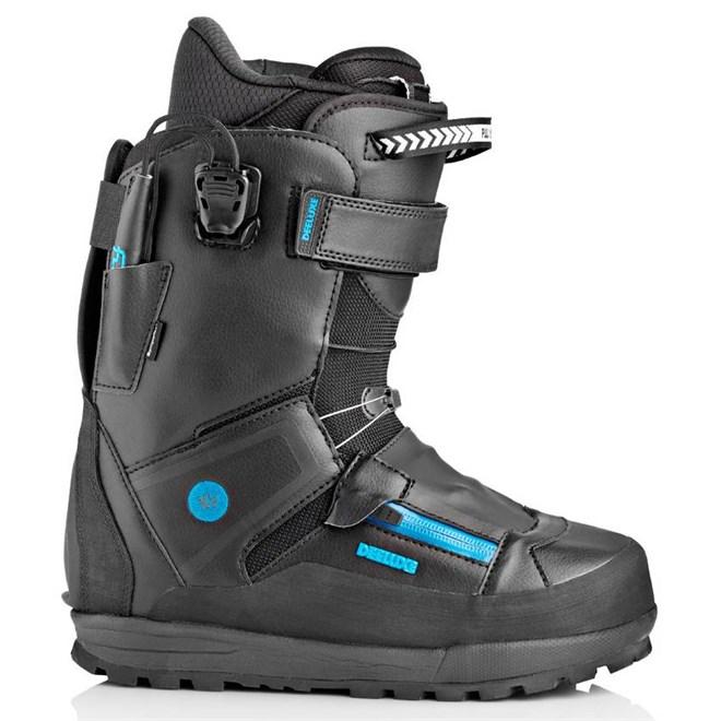 snb boty DEELUXE - Xve Tfp Black (9110)