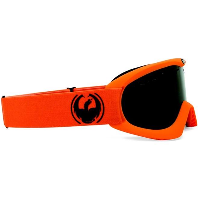 snb brýle DRAGON - Dx Matte Orange Amber (002)