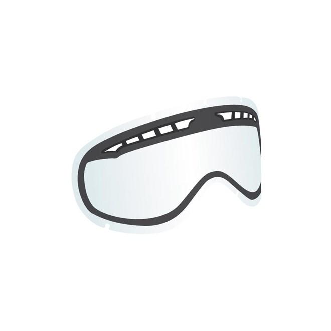 replacement lens DRAGON - Dr Dxs Rpl Base Clear (901)