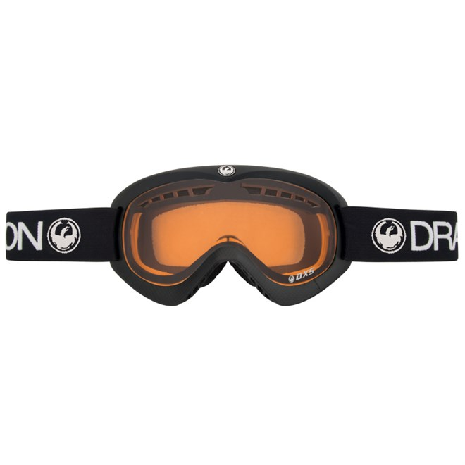 snb brýle DRAGON - Dxs Coal Amber Blk (BLK)