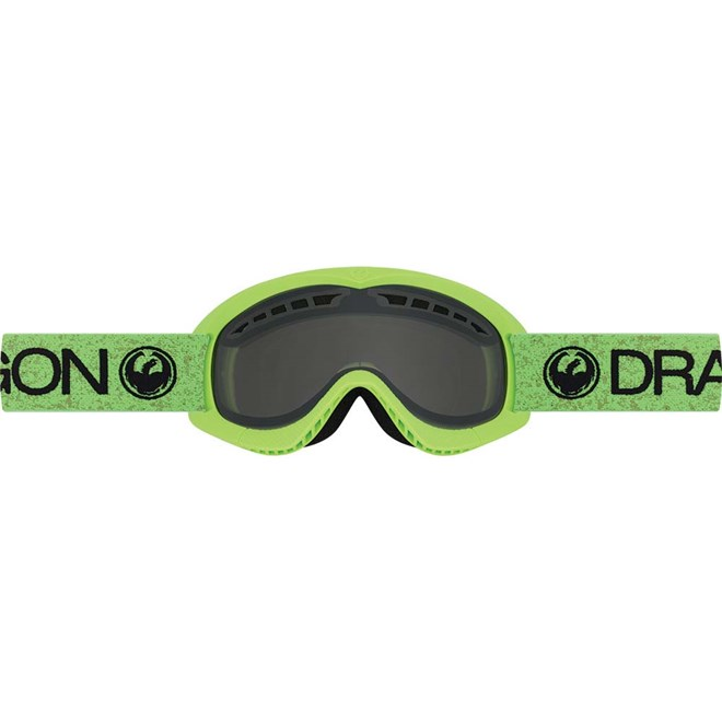 snb brýle DRAGON - DXs - Green/Smoke (794)