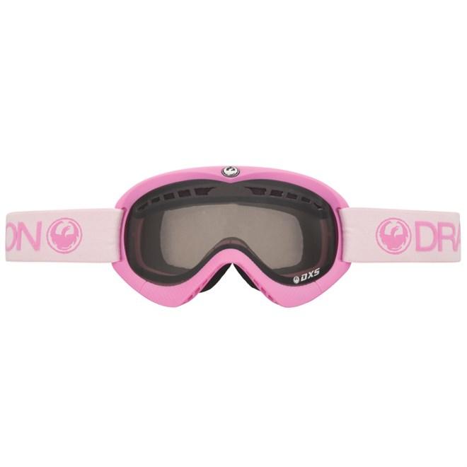 snb brýle DRAGON - Dxs Pink (Smoke + Yellow) (807)