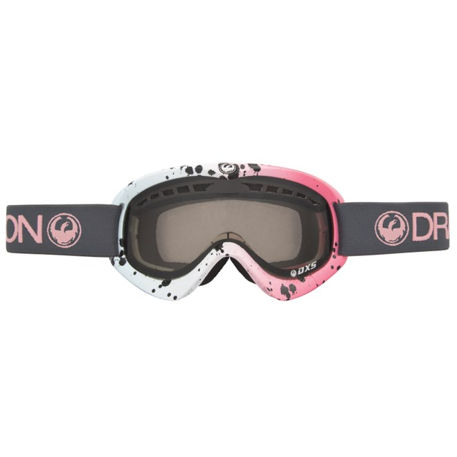 snb brýle DRAGON - Dxs Splatt (Smoke) (929)