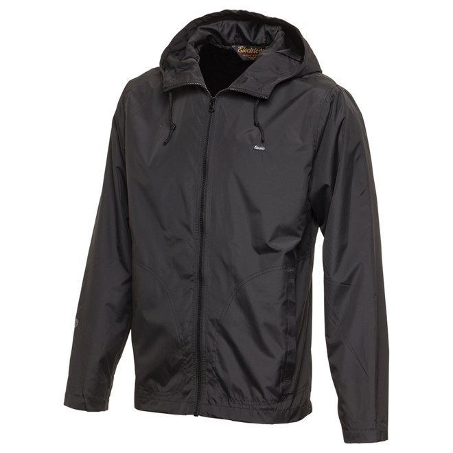 bunda ELECTRIC - Windcheater Black (BLK)