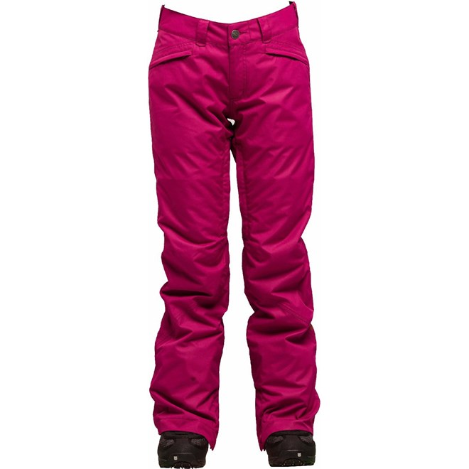 kalhoty BONFIRE - EmeraldPant Rasberry (RAS)