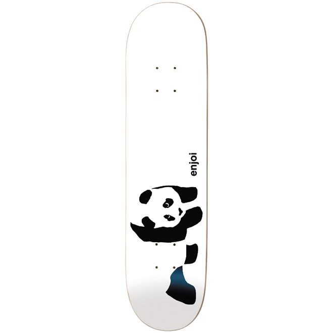 Deck ENJOI - Whitey Panda Logo R7 Whitey (WHT)