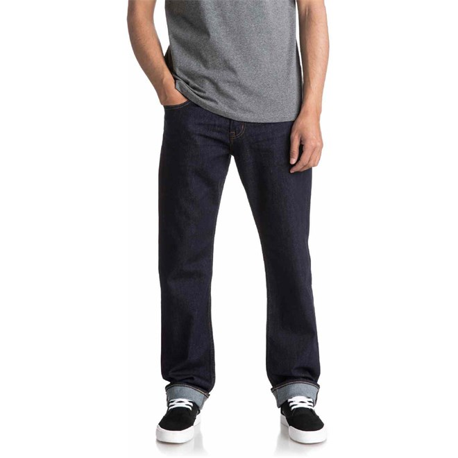 kalhoty QUIKSILVER - Sequelrinse M Pant Bsnw (BSNW)