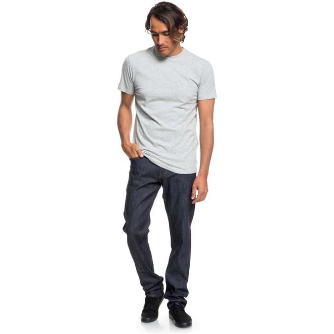 spodnie QUIKSILVER - Revolverrinse Rinse (BSNW)