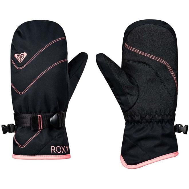 rukavice ROXY - Jett Sol Gi Mit True Black (KVJ0)