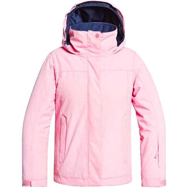 bunda ROXY - Roxy Jetty Solid Girl Jk Prism Pink (MEQ0)