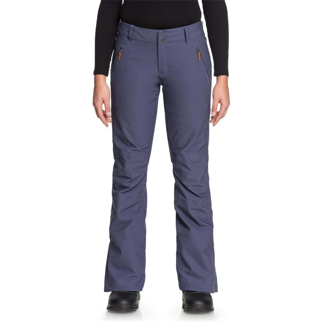 kalhoty ROXY - Cabin Pt Crown Blue (BQY0)