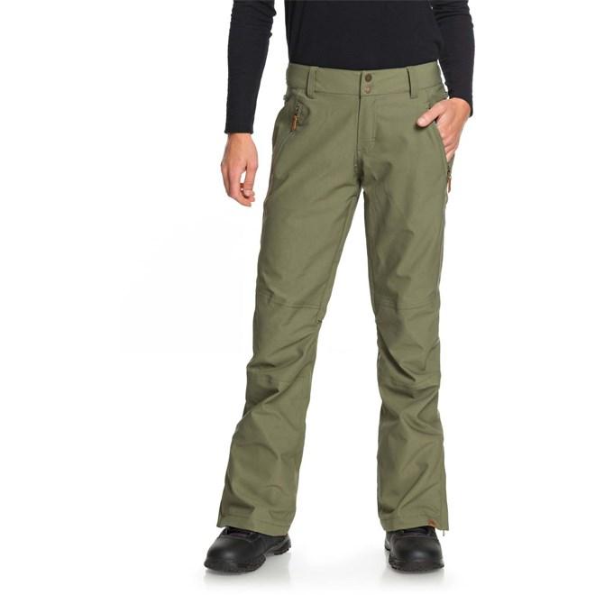 kalhoty ROXY - Cabin Pt Four Leaf Clover (GPH0)