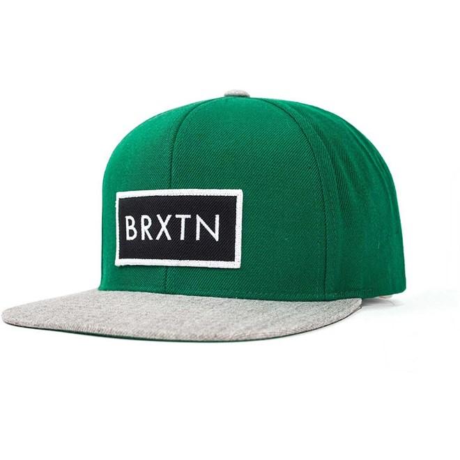 kšiltovka BRIXTON - Rift Hunter/Heather Grey  (0527)
