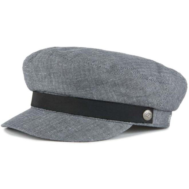 čepice BRIXTON - Fiddler Cap Middle Grey (MDGRY)