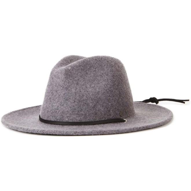 kšiltovka BRIXTON - Field Hat Light Heather Grey (LHTGY)