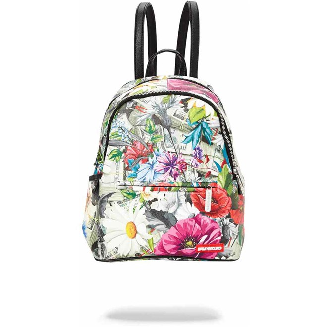 batoh SPRAYGROUND - Floral Money Mini (000)