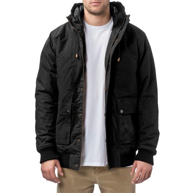bunda GLOBE - Inkerman Jacket Black (BLK)