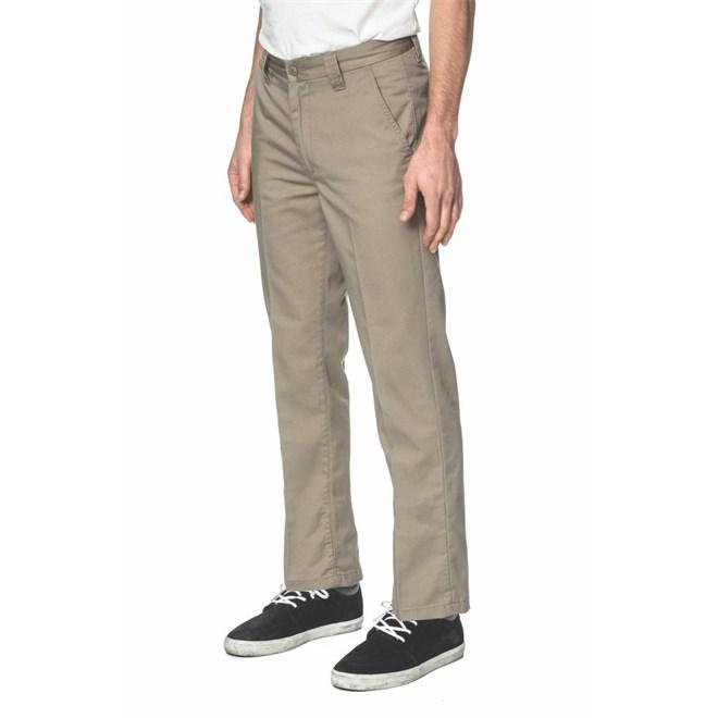 kalhoty GLOBE - G.05 Goodstock Worker Fl Pant Khaki (KHA)
