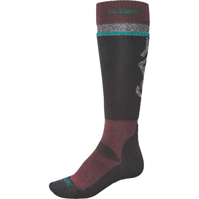 ponožky GLOBE - Bormio Snow Sock Port (POR)