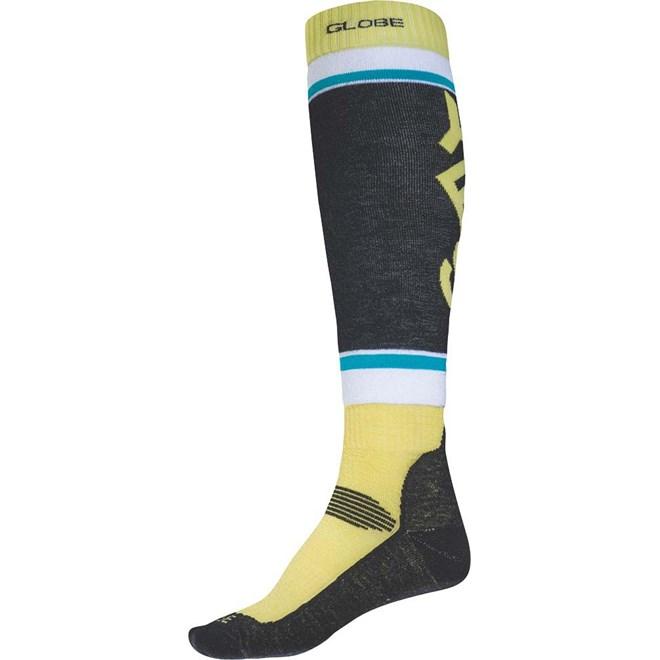 ponožky GLOBE - Bormio Snow Sock Yellow (YLW)