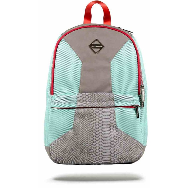 batoh SPRAYGROUND - Gray Future C&S (000)