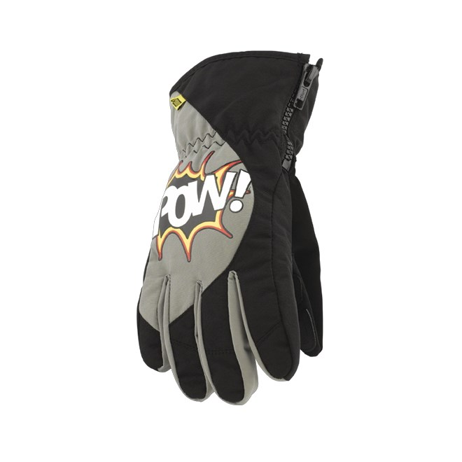rukavice POW - Grom Black-6267 (BLACK-6267)