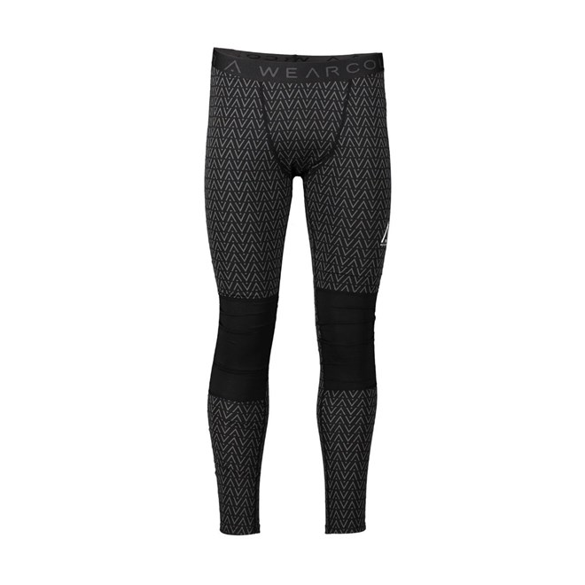 termo prádlo CLWR - Guard Pant Black Herringbone (950)  893d2ed35b