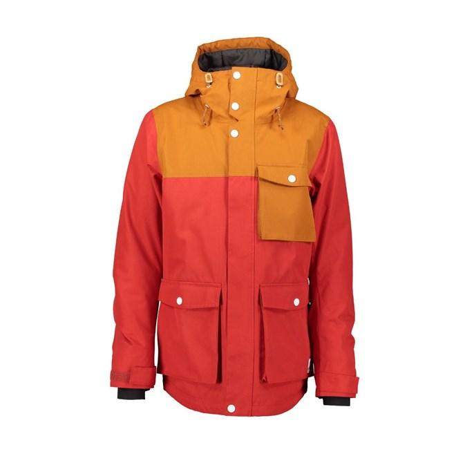 bunda CLWR - Horizon Jacket Falu Red (760)