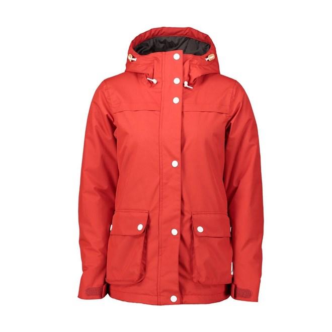 bunda CLWR - Ida Jacket Falu Red (760)