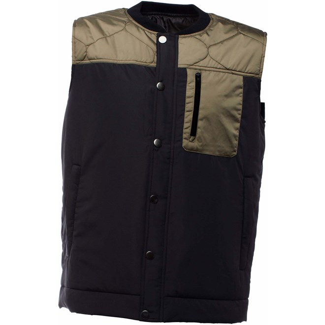vesta BONFIRE - Initial Vest Black (BLK)