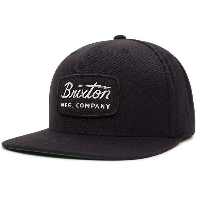 Caps BRIXTON - Jolt Snapback Black/Black/White (BBWHT)