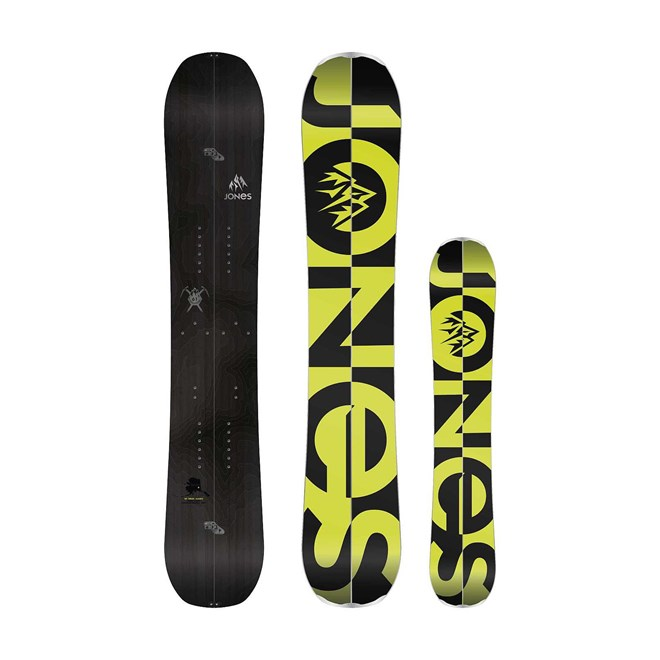 splitboard JONES - Solution Multi (MULTI)