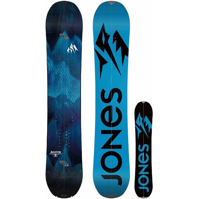 splitboard JONES - Aviator Split Blue (BLUE)