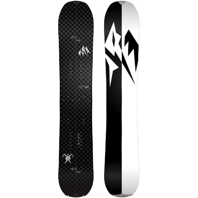 splitboard JONES - Carbon Solution Black (BLACK)