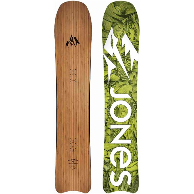 snowboard JONES - Hovercraft Brown (BROWN)