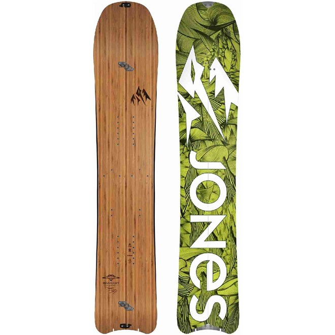 splitboard JONES - Hovercraft Split Brown (BROWN)