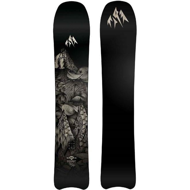 snowboard JONES - Ultracraft Black (BLACK)