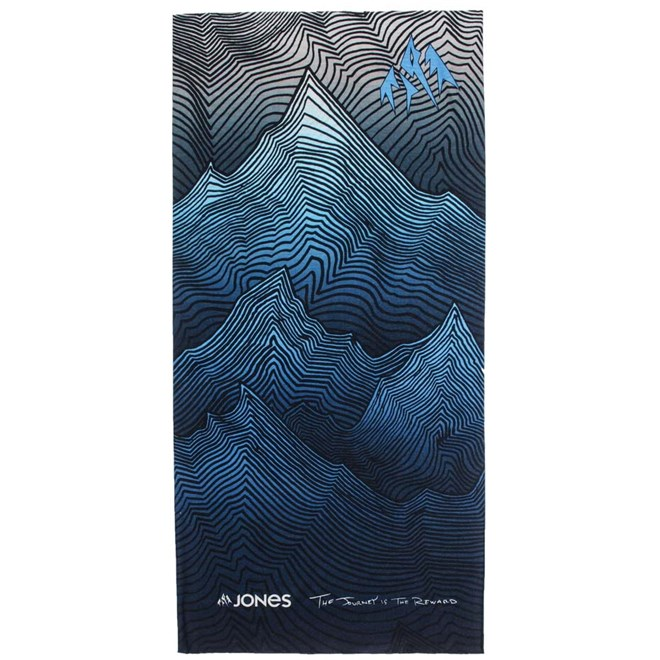 nákrčník JONES - Verbier Blue (BLUE)  97d8957b3c