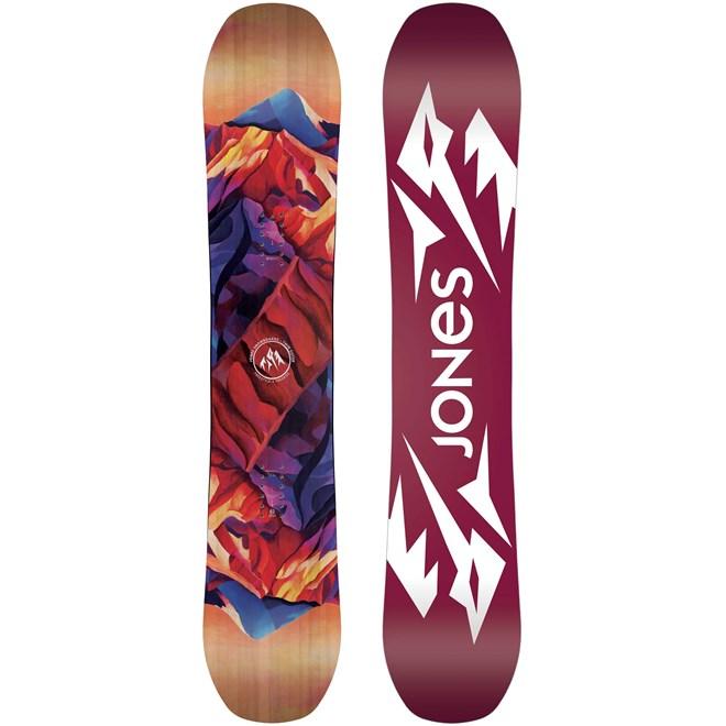 snowboard JONES - Snb Twin Sister (MULTI)