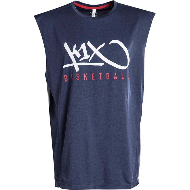tílko K1X - Core Tag Basketball Sleeveless navy (4401)