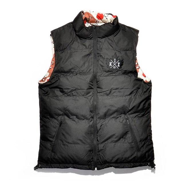 vesta K1X - desert rose reversible vest (9051)
