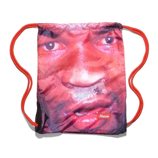 gymsack KREAM - Kream Baddest Bag Brown (7700)